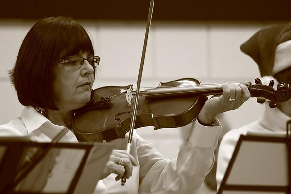 Golden Fiddlers' Recital