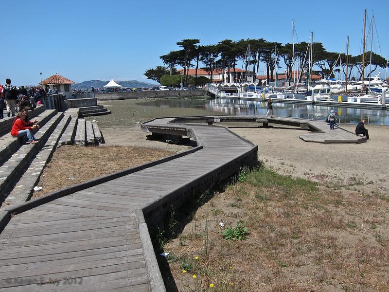S.F. Bay Trail, Marina