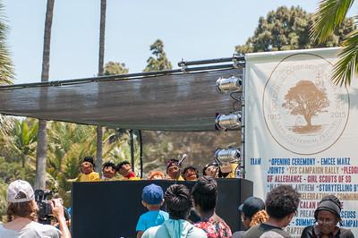 Golden Hill Balboa Park Centennial 6-20-15