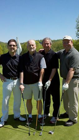 Paul J Wilhelm Memorial Golf Outing 2011