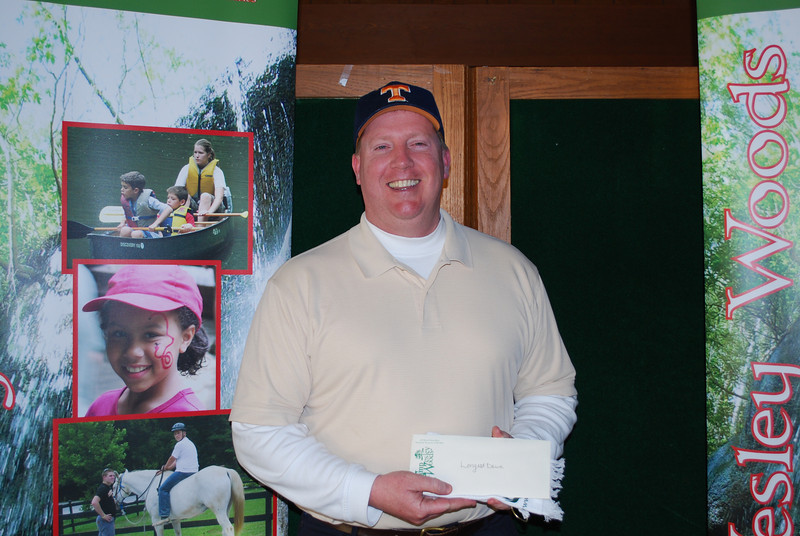 Winner--First Place Longest Drive Holes 1 and 11: David Lewis