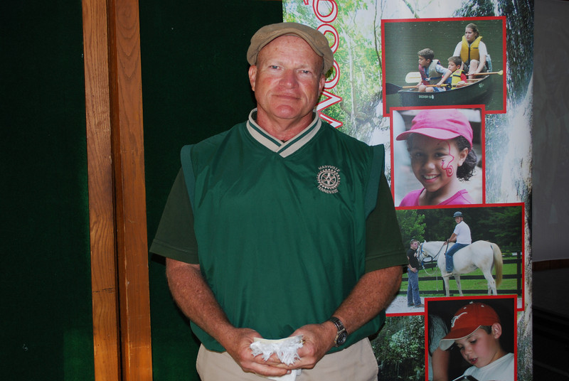 Winner--Closest to Pin 2: Mike Husk