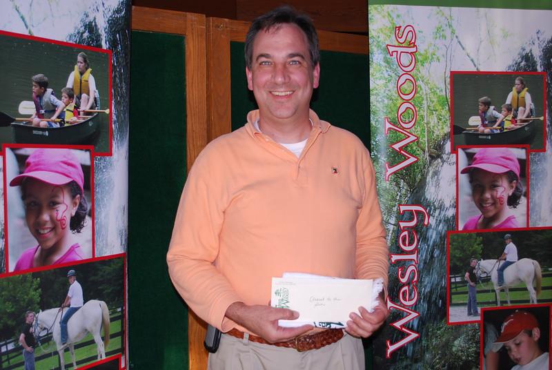 Winner--Closest to Pin 4: David Bradshaw