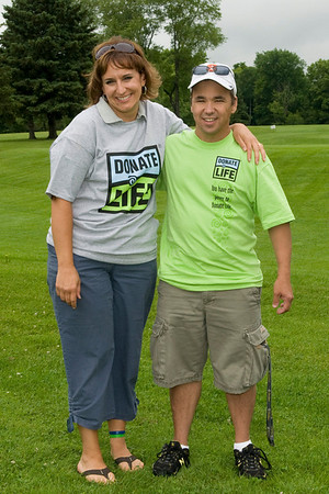 Golf Tournament for Donate Life Awareness