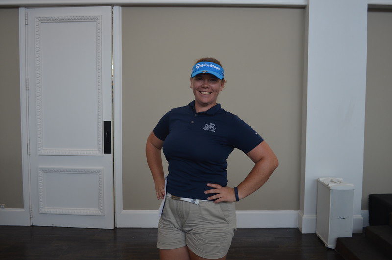 Championship Course: Longest Drive and Closest to the Pin - Katie Harris, Huffines Chevrolet Lewisville