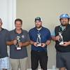 Championship Course: Second Place - Doug Olson, Manny Papidakis, Kyle Hamlin and Taylor Williamson, all with EyeSite Surveillance, Inc