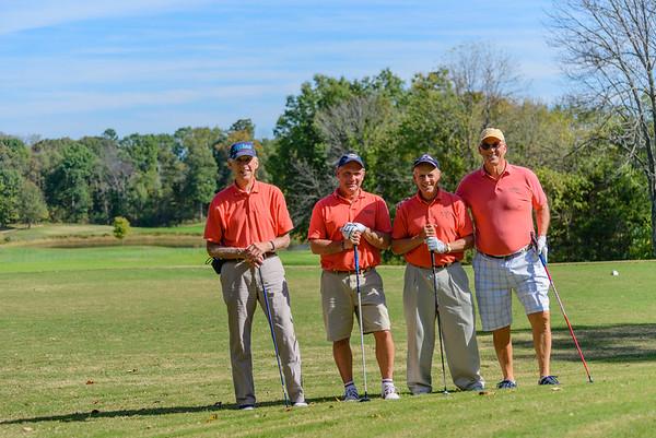 Alumni Golf Tournament 2016