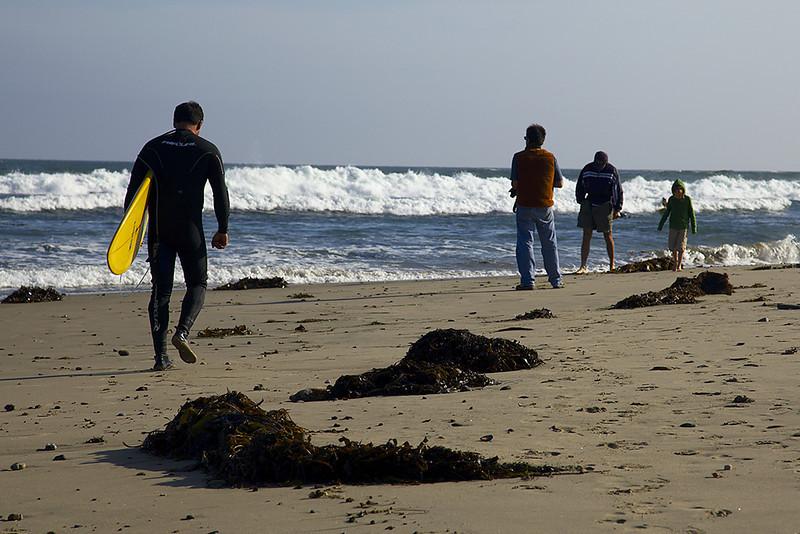 Да-да, тот самый пляж Малибу.. :)