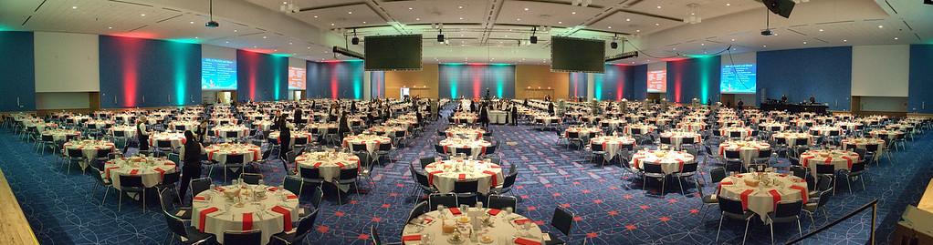 Good Fellows Club Luncheon @ Crown Ballroom 12-13-17 by Jon Strayhorn