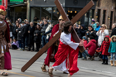 Good Friday Procession - March 2018