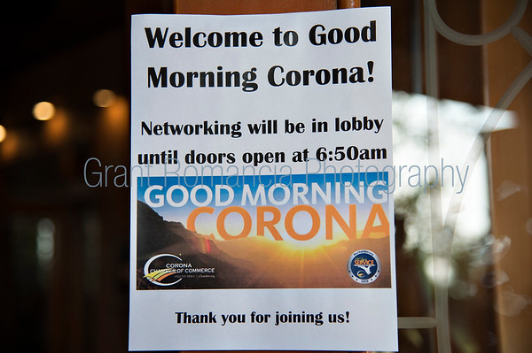Good Morning Corona July 2018-State Of The City