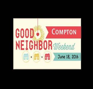 Good Neighbor: Compton Initiative  06/18/16