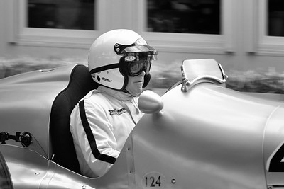 Martin Viessman - 1937 Mercedes Benz W125 - The Goodwood Festival of Speed 2017