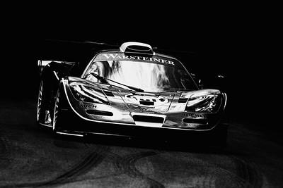 McLaren F1 GTR at the Goodwood Festival of Speed 2016