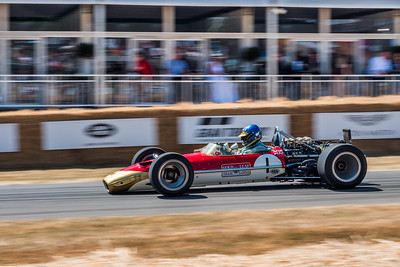 1968 Lotus Cosworth 49B - Andrew Beaumont - Goodwood Festival of Speed 2018