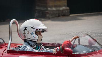 1961 Ferrari 156 Sharknose - Arturo Merzario - Goodwood Festival of Speed 2018