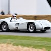 Mercedes Benz W196 1954 2 5 litre 8 cylinder Hans Herrmann Goodwood Festival of Speed 2014