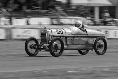 1923 11hp Aston Martin - Razor Blade - Colin Shaw - Goodwood Festival of Speed -  July 2019
