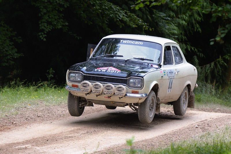 Ford Escort MK1 Twin Cam 1968 - David Watkins   -  at the Goodwood Festival of Speed 2016