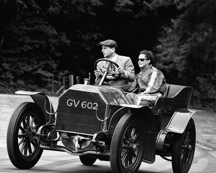 Mercedes 60hp GV 602 - Goodwood Festival of Speed 2015