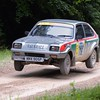 Vauxhall Chevette HS 1976 - Stuart Anderson -  at the Goodwood Festival of Speed 2016