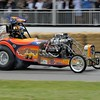 1932 Austin Bantam Roadster RAT TRAP 6900cc V8 Ron Hope Goodwood Festival of Speed 2014