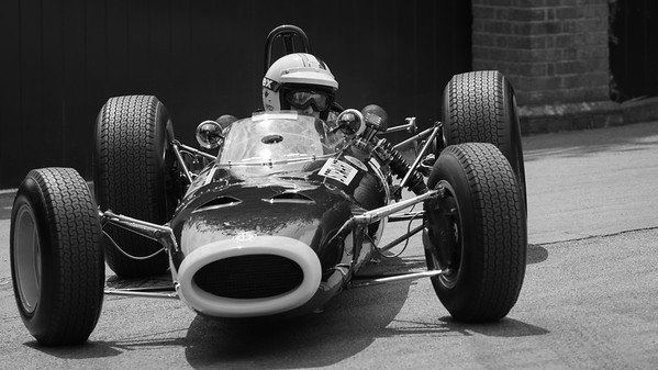 1964 BRM P261 - Jaime Bergel - Goodwood Festival of Speed 2018