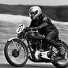 1937 BSA Empire Star 499cc single cyclinder 4 stroke George Wander Goodwood Festival of Speed 2014 BW