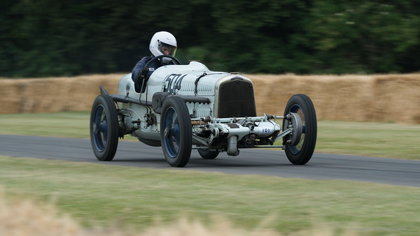 1923-1925 Aston Martin Halford Special - James Cheyne -  Goodwood Festival of Speed -  July 2019