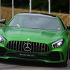 Mercedes AMG GT R at the Goodwood Festival of Speed 2016