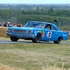 Plymouth Belvedere GTX 1967 7 litre V8 Richard Petty Goodwood Festival of Speed 2014
