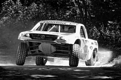 RumBul Stadium Truck Mazda B2000 Rally Stage Mike Whiddett Goodwood Festival of Speed 2017