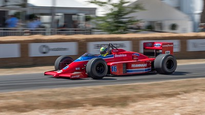 1984 Beatrice Lola-Ford THL2 - Roland Lewis - Goodwood Festival of Speed 2018