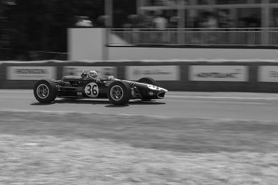 1967 Eagle Westlake - Martin Brundle - Goodwood Festival of Speed 2018