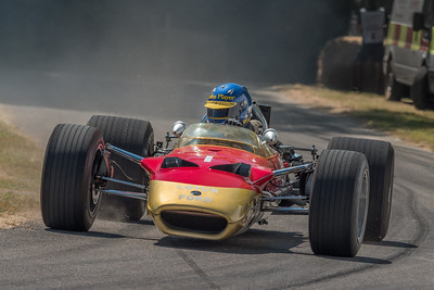 1968 Lotus Cosworth 49B - Andrew Beaumont  -- Goodwood Festival of Speed 2018 v