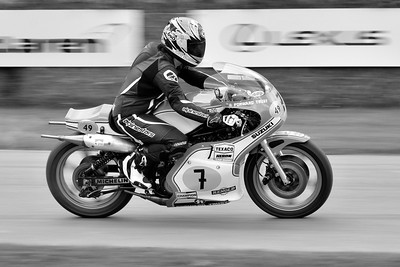 1976 Suzuki XR14 RG500 ridden by Martin Jones at the Goodwood Festival of Speed 2016