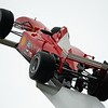 Bernie Trbute Ferrari Goodwood Festival of Speed 2017