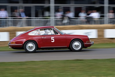 1966 Porsche 911 Rob Russell Goodwood Festival of Speed 2017
