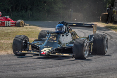 1978 Lotus Cosworth 79 -  Goodwood Festival of Speed 2018 v