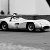 Mercedes Benz W196 1954 2 5 litre 8 cylinder Hans Herrmann Goodwood Festival of Speed 2014 BW