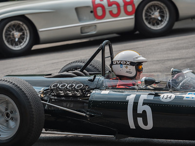 1964 BRM P261 - Jaime Bergel - Goodwood Festival of Speed 2018-2