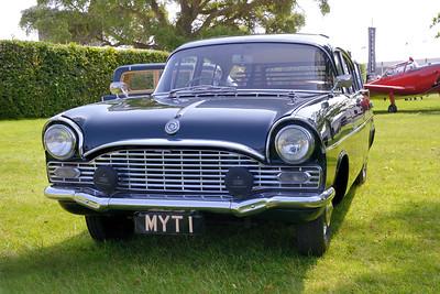 1961 Vauxhall Cresta Friary Estate