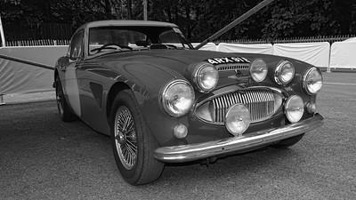 1963 Austin Healey 3000 Mk 3 Lightweight - Paddy Hopkirk Henry Liddon Timo Makinen Paul Hawkins