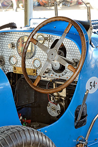 Bugatti Cockpit