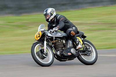 Keith Bush Tommy Hill 1962 Norton Manx 500