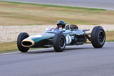James King - Brabham Climax BT7 1963 1498cc
