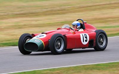 Anthony Bamford - Jochen Mass - Lancia Ferrari D50A 1956 type 2488cc