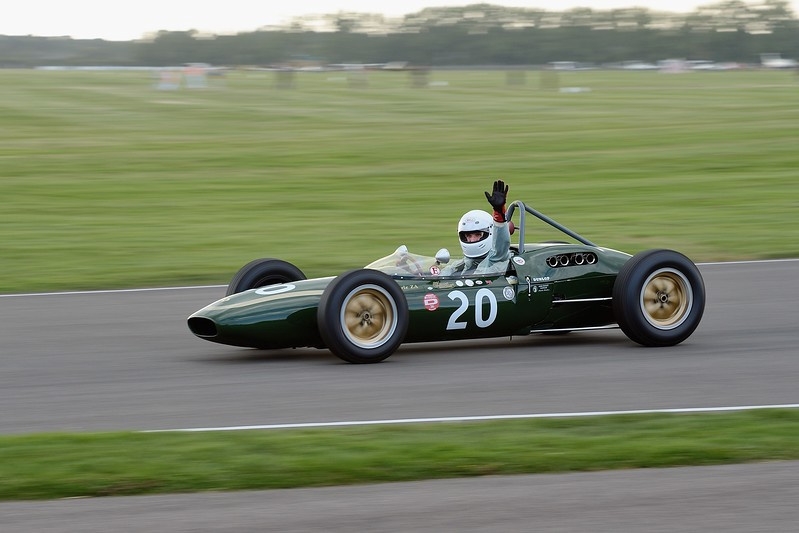 1961 Lotus Climax 21 Alex Morton