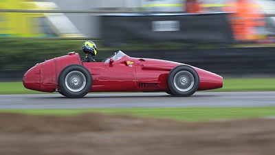 Maserati 250F - The Goodwood Revival 2017