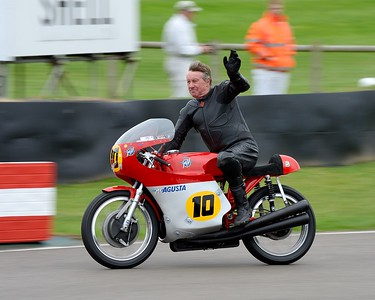 Mick Grant 1965 MV Agusta 500-3